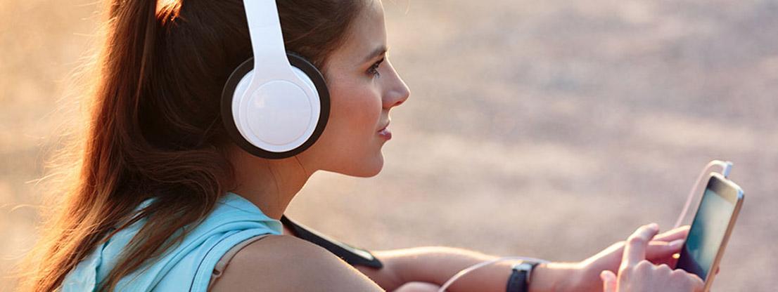 Entspannungstechnik binaurale Beats