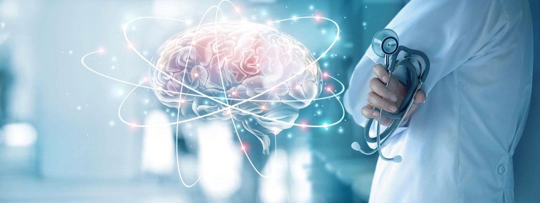 Stimulated brain