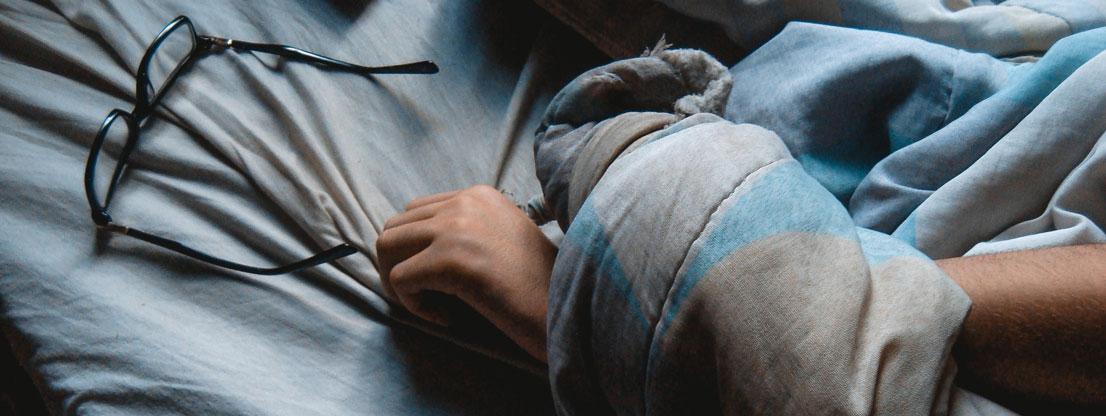 der Schlaf unterteilt sich in verschiedene Schlafphasen