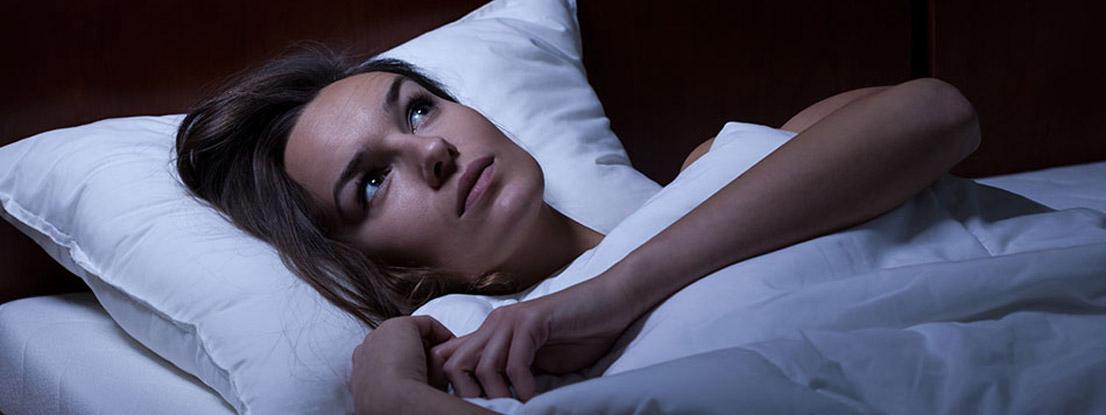 woman, Insomnia