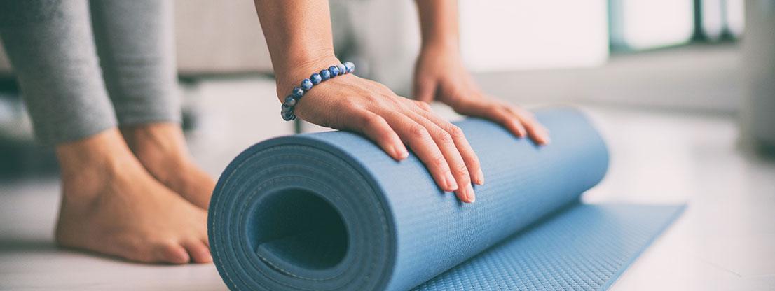 Meditation mat, meditation for beginners