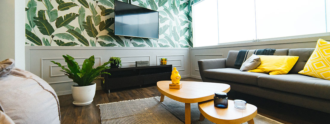 cozy room, mindfulness