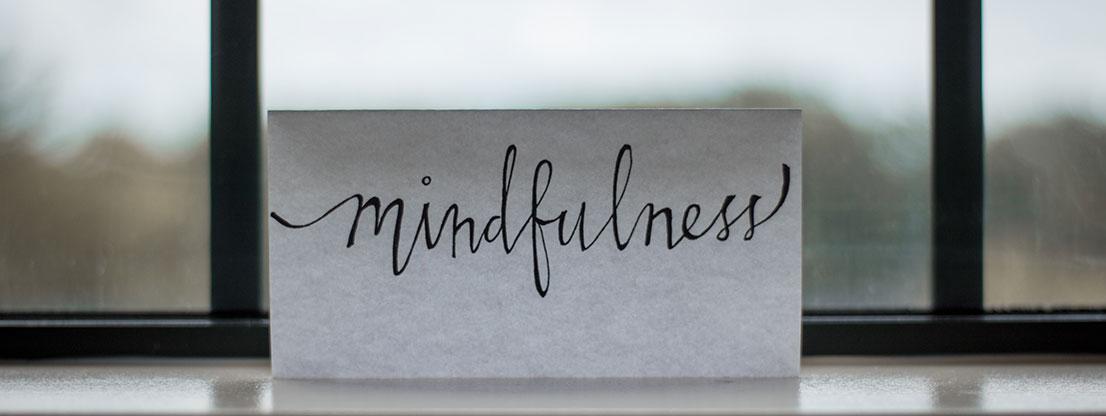 Mindfulness, sign