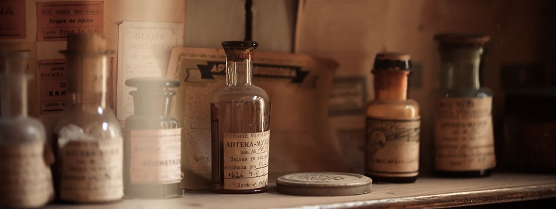 Pharmacy, infection control already existed in the Middle Ages