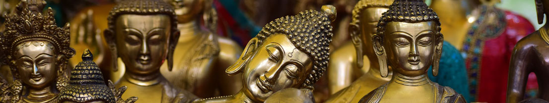 One of the origins of meditation is Buddhism