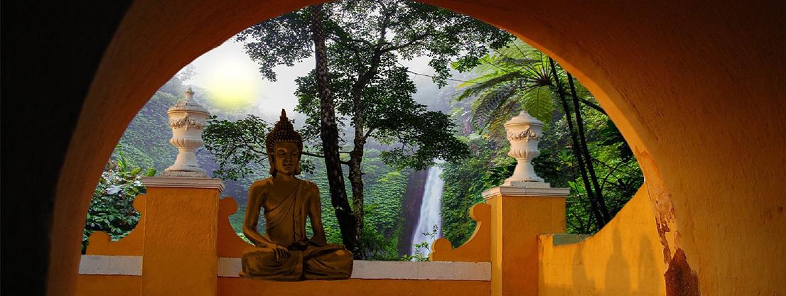 buddistic temple