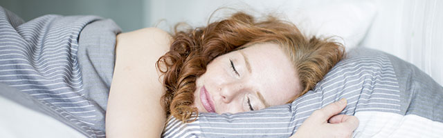 Fall asleep better with our tips