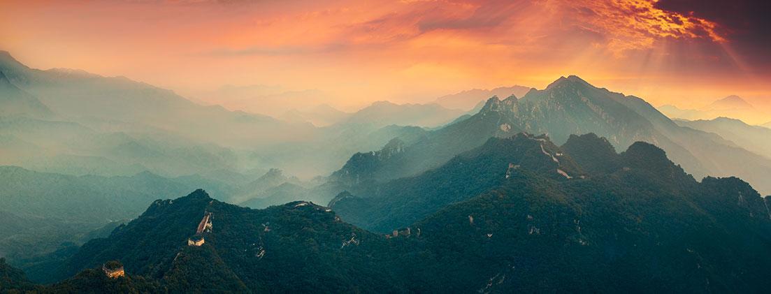 Das Tao, Bergwelt China