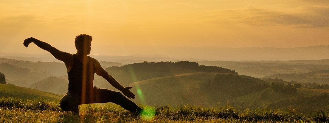 Qigong lässt den Geist zur Ruhe kommen