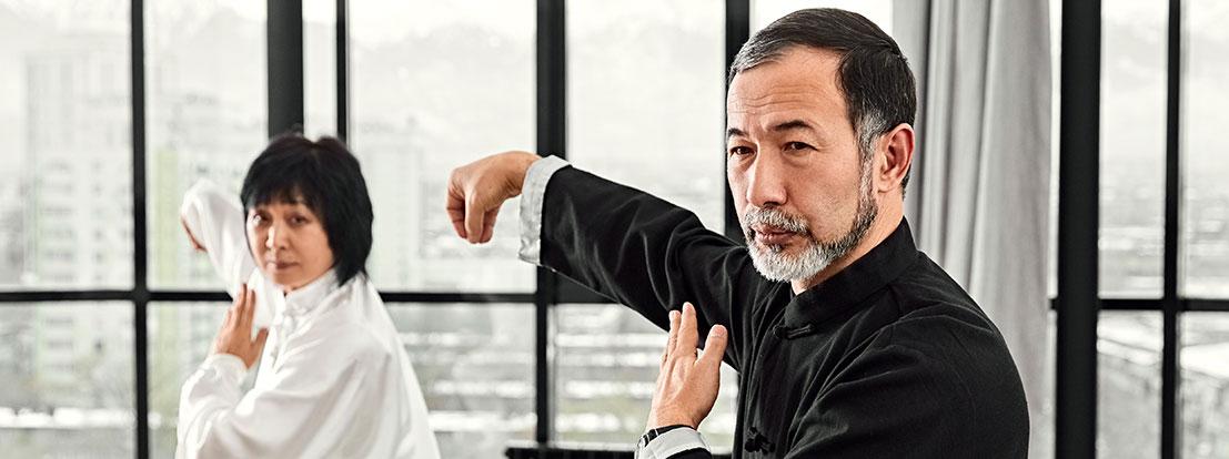 Ein taoistischer Meister