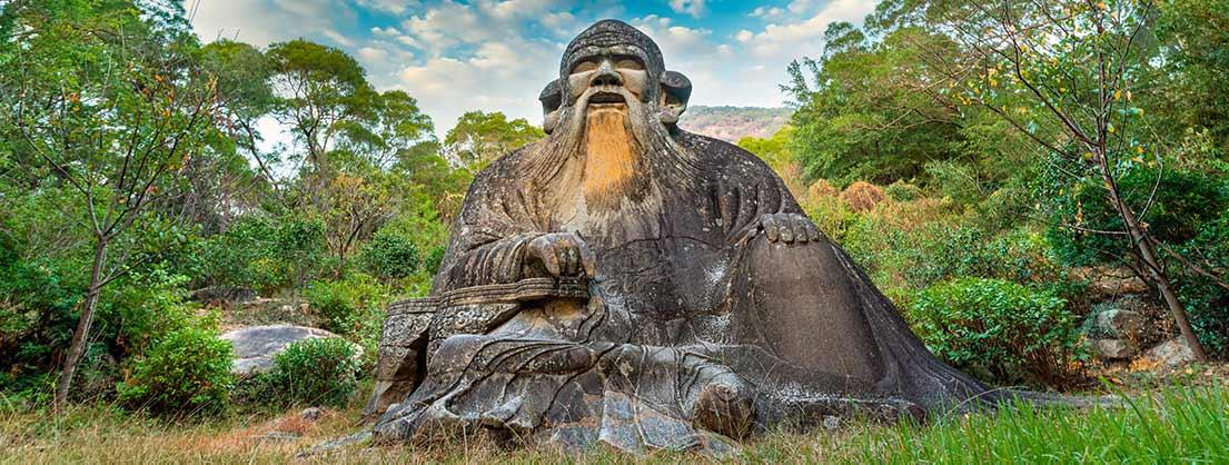 Laotsi oder Laozi, Taoismus
