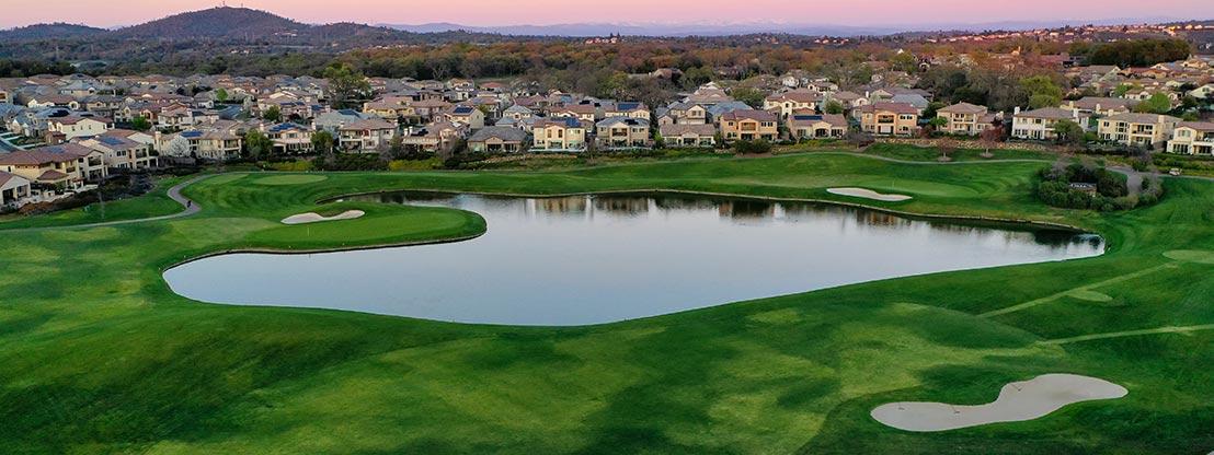 Golfplatze, gleicht unserem natürlichen Habitat.