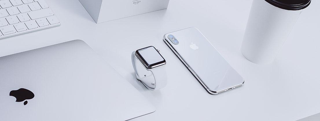 moderne Applehardware
