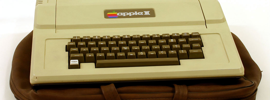 Apple II, Computer Steve Jobs