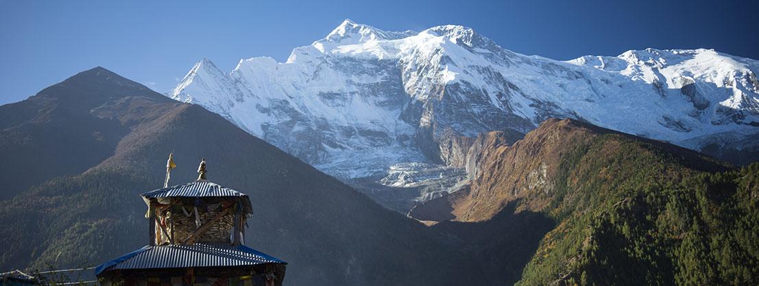 Himalaya, Berge