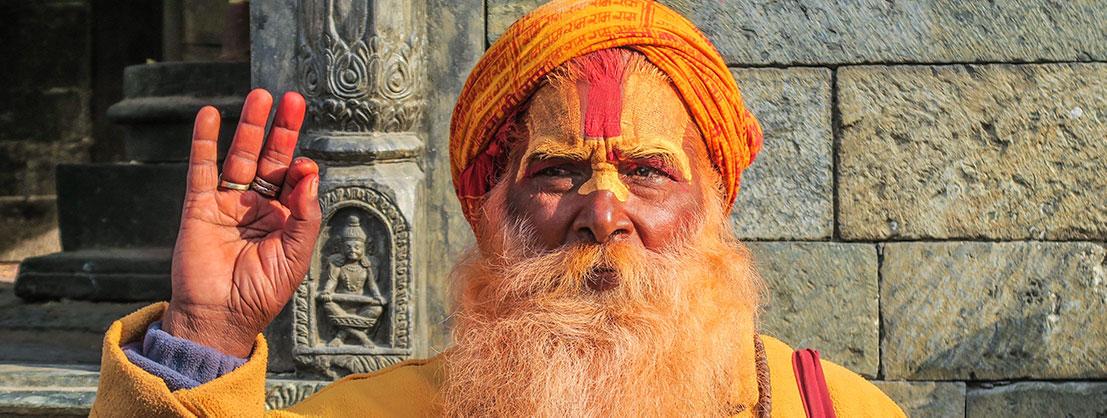 indischer Guru, Meditation