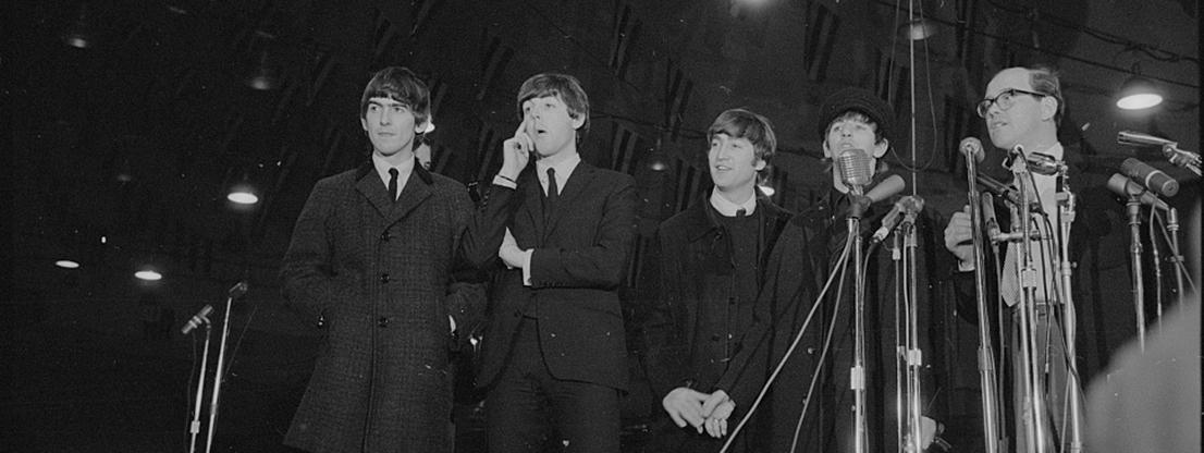 The Beatles, Pressekonferenz