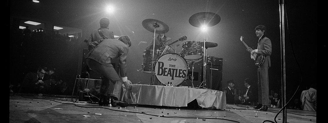 Die Beatles, Liveauftritt