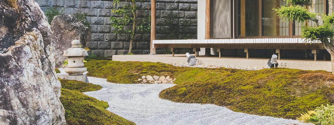 Zen-Garten, Zen-Kunst